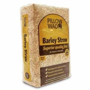 PILLOW WAD SUPERIOR BARLEY STRAW LARGE - 2KG