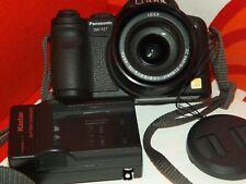 Panasonic LUMIX DMC-FZ7  Digital Camera - 12x Leica optical zoom -Black