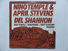 NINO TEMPLE & APRIL STEVENS DEL SHANNON Deep purple Whispering BEP 17806