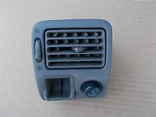Toyota Corolla LH Drivers Side Dash Vent in Grey 99 00 01 02 Good Used OEM