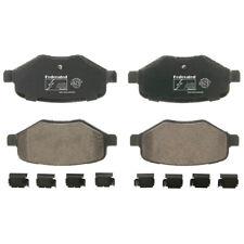 Disc Brake Pad Set Rear Federated D1377C