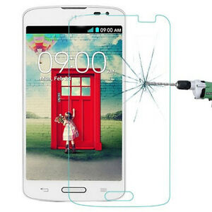 Tempered Glass Screen Protector For LG L80 F70 F90 D690 Samsung S5 G360 7100 A8