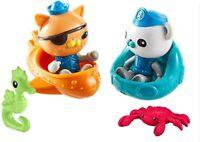 Octonauts Explore & Rescue Pack Kwazii & Barnakles with Mini Pods