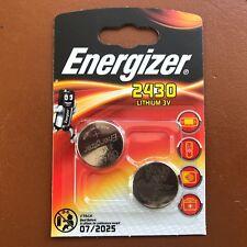 Energizer - Cr2430 litio 3V Batería No-recargable