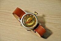 Vintage Soviet children's compass. Original.  USSR