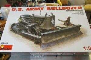 Miniart 1/35 US Army Bulldozer