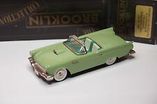 BROOKLIN BRK 13A 1957 FORD THUNDERBIRD CONVERTIBLE 1/43