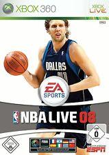 NBA Live 08 - Basketball für Microsoft Xbox 360 Neu/Ovp