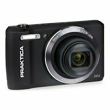 PRAKTICA LUXMEDIA Z212 20Mp-12x OPTICAL ZOOM WiFi-2.7in SCREEN HD DIGITAL CAMERA