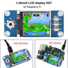 1.44 Inch LCD Display Screen 128x128 SPI Interface For Raspberry Pi 2B/3B/Zero