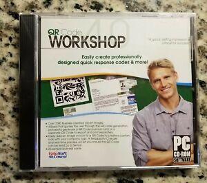 QR Code Workshop CD-ROM (PC)