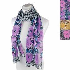 Sciarpe, foulard e scialli da donna in chiffon