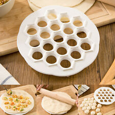 Dumpling Mold Maker Gadgets Tool Dough Press Ravioli Making Mould DIY Kitchen@@