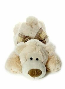 Mousehouse 40cm Very Soft & Cuddly Quality Plush Polar Bear Soft Toy
