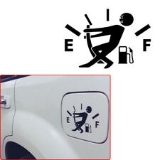 Car Styling Sticker High Gas Consumption Decal Fuel Gage Empty Funny Stickers