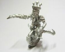 Warhammer AOS Kaosnicks Hobgoblin Hero Chaos Dwarf Metal