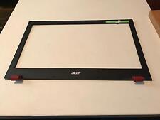 ACER ASPIRE F5-571 LCD SCREEN SURROUND PLASTIC BEZEL TRIM TFQ3EZRTLBT RED HINGES
