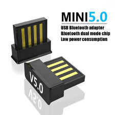 Wireless Mini Dongle USB Bluetooth 5.0 Adapter Connector for Computer