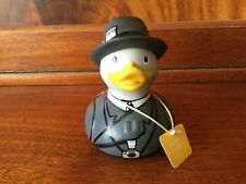 BUD Collectable Deluxe Rubber Duck - PAPARAZZI (2010) rare and discontinued