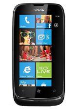 Nokia Lumia 610 8GB 3G Windows 7.5 Smartphone w/ 5MP Camera - Black