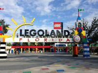 **$54.99 EACH** LEGOLAND FLORIDA 1-DAY ADMISSION TICKET PROMO SAVINGS TOOL