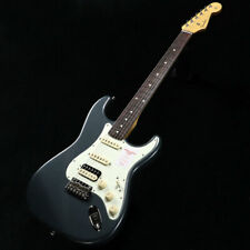 New Fender Made in Japan Hybrid 60s Stratocaster HSS Charcoal Frost Metallic