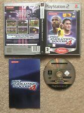Pro Evolution Soccer 4 Platinum Edition (Sony PlayStation 2, PS2)