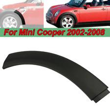 RONGZHI Wheel Arch Trim Fender for Mini Cooper Front Wheel Left Side Front Flare for 2002-2008 Mini Cooper 51131505865