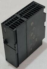 SIEMENS SIMATIC S7-300 PS307 6ES7 307-1BA01-0AA0 REGULATED POWER SUPPLY