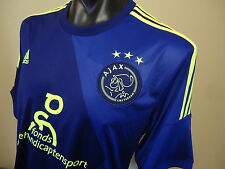 AJAX AMSTERDAM OFFICIAL LICENSED AWAY 14/15 JERSEY MENS XL NEW
