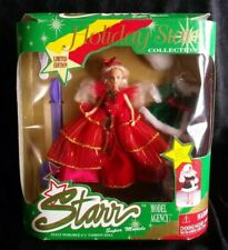 "STARR MODELING AGENCY DOLL HOLIDAY LIMITED  EDITION JPI  6.5"" DOLL BOX"