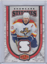 2006-07 Flair Showcase Stitches GARY ROBERTS JERSEY! PANTHERS!