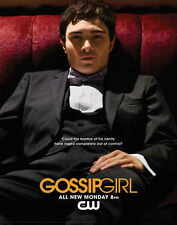 GOSSIP GIRL (TV) Movie POSTER 11x17 Z Leighton Meester Penn Badgley Chace