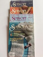 Spin Off Magazine All Four 2006 Magazines