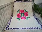 Vintage Handmade Moroccan Azilal Rug Beni Ourain Carpet Berber Tribal Carpet