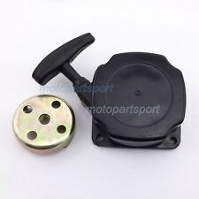 Pocket Super Bike Recoil Pull Starter For 33cc 36cc 49cc Gas GS Moon G Scooter X
