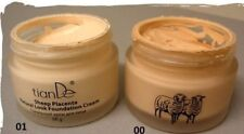 TianDe Placenta Natural Look Facial Cream Foundation