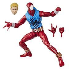 Marvel Legends Vintage Scarlet Spider-Man 6-Inch In Stock