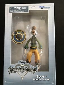 New Disney Kingdom Hearts Goofy Action Figure Series 2