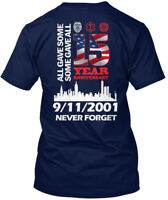 Long-lasting - All Gave Some 9/11/2001 Never Forget Hanes Tagless Tee T-Shirt