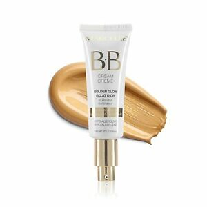 Marcelle BB Cream Golden Glow, Universal Shade, Hypoallergenic and Fragrance-Fre