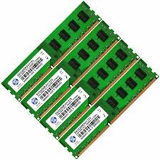 Lote de 200 GB 100x2GB memoria RAM PC De Escritorio DDR3 PC3 10600U 1333 MHz 240 Pin sin ECC