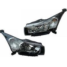 OEM L R Head Lamp Light Assy For 08 11 Chevy Holden Cruze