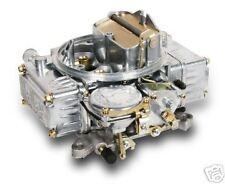Holley 0 1850S 600CFM Factory Refurbished 4bbl Carb Manual Choke