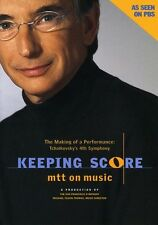 Keeping Score - Mtt on Music - DVD - New