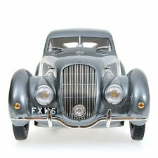 Minichamps 1938 Bentley Embiricos Grey Metallic LE of 999 1:18 New Release**