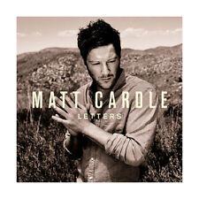Matt Cardle - Letters (2011 CD Album)