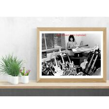 Eddie Van Halen classic photo, art print, housewarming gift for himher, photo