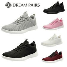 DREAM PAIRS Women's Knit Lightweight Casual Sneakers Tennis Walking Shoes
