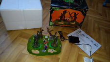 Lemax Spooky Town - Are Those Trees Moving